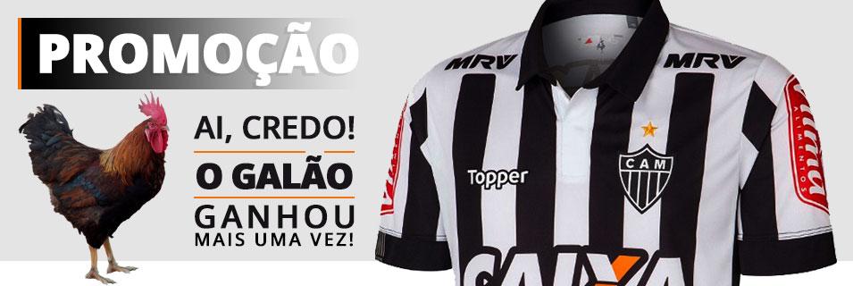 d291651550 Loja Preto e Branco - Loja Virtual do Torcedor Atleticano
